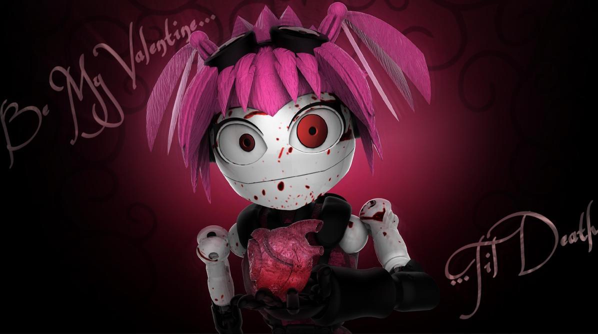 Be My Valentine by ShadowLinkster