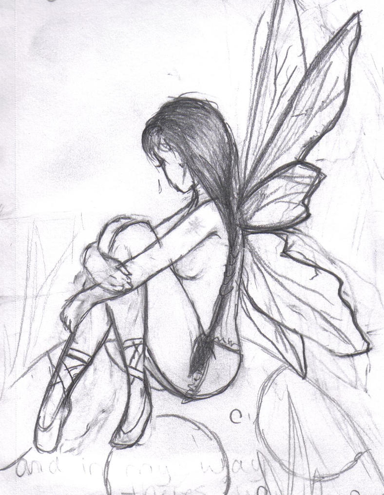 Broken fairy Why Do You Cry? by gypsygirl393 on DeviantArt