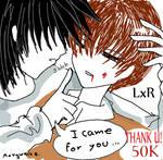 50 K thanks - LxLight club