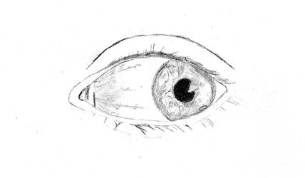 My Eye by TheFakePixie