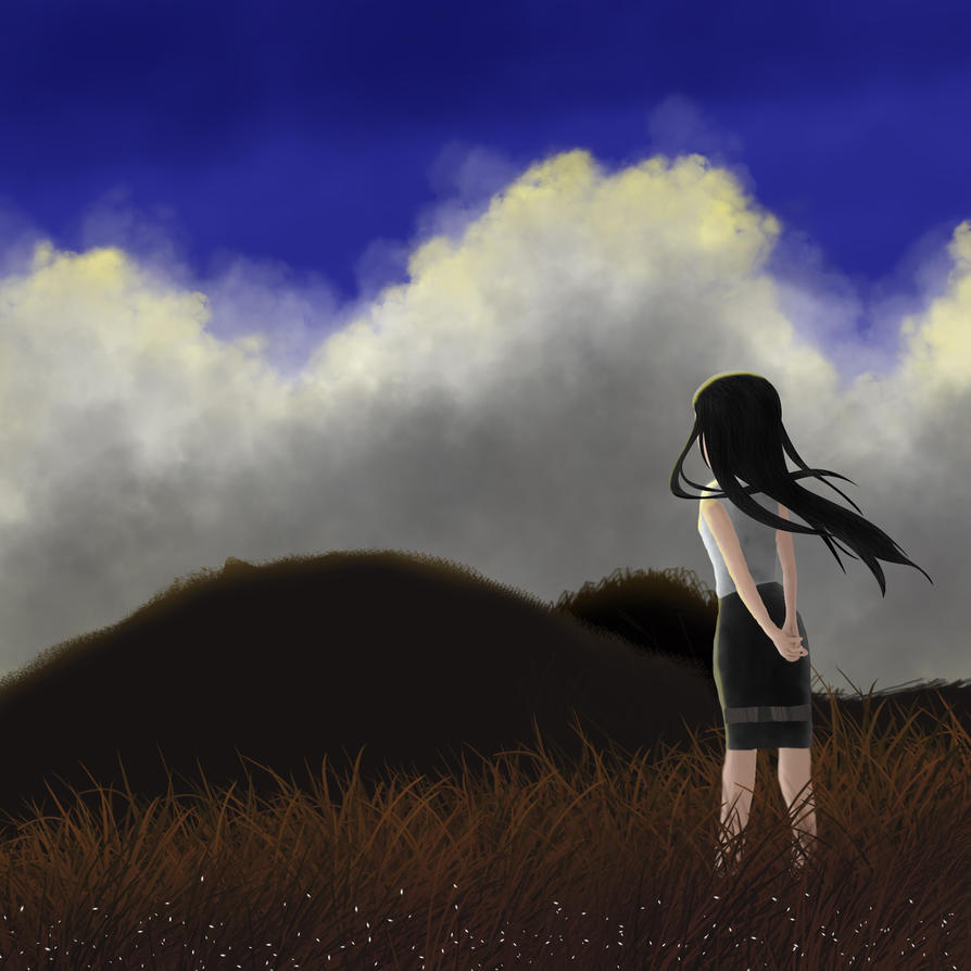 MissingGirl by hendricsimarmata