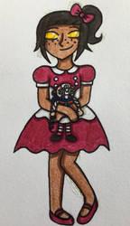 Bioshock 2 -Little Sister FC- Maya by AtemswildRose