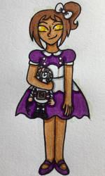 Bioshock 2 -Little Sister FC- Mina by AtemswildRose