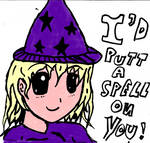 i'd put a spell on you -colour