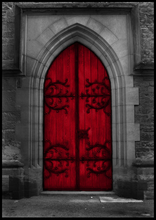 Behind the crimson door by 0Silver0 ... & Behind the crimson door by 0Silver0 on DeviantArt