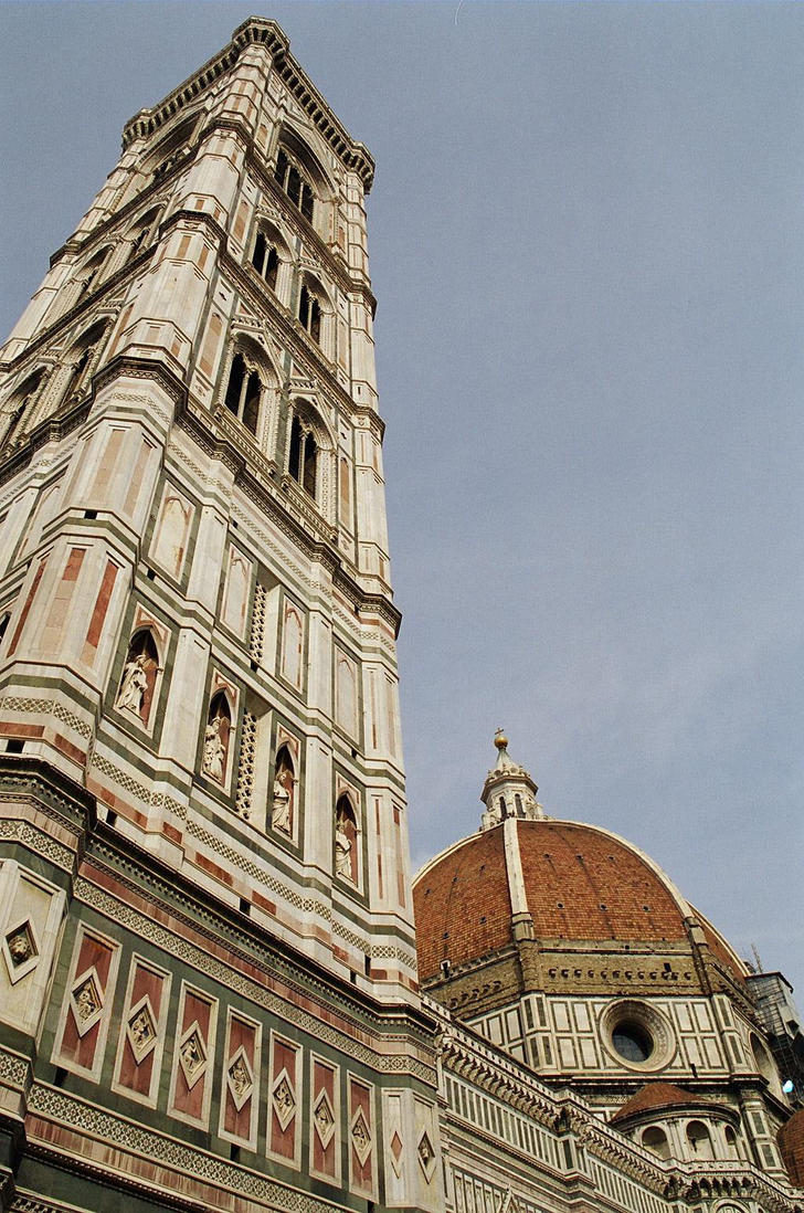 Duomo, Firenze by WakeFlames