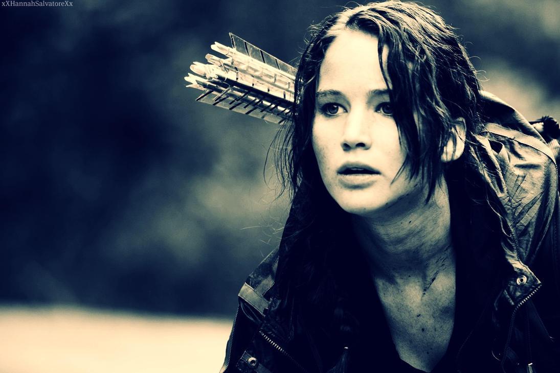 Resultado de imagen de Katniss Everdeen