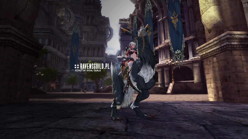 Echo of Soul :: RavenS Guild by xxRapeKxx