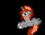 ... I made a poney O3O