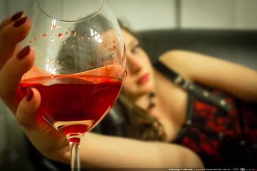 Wine by eldark
