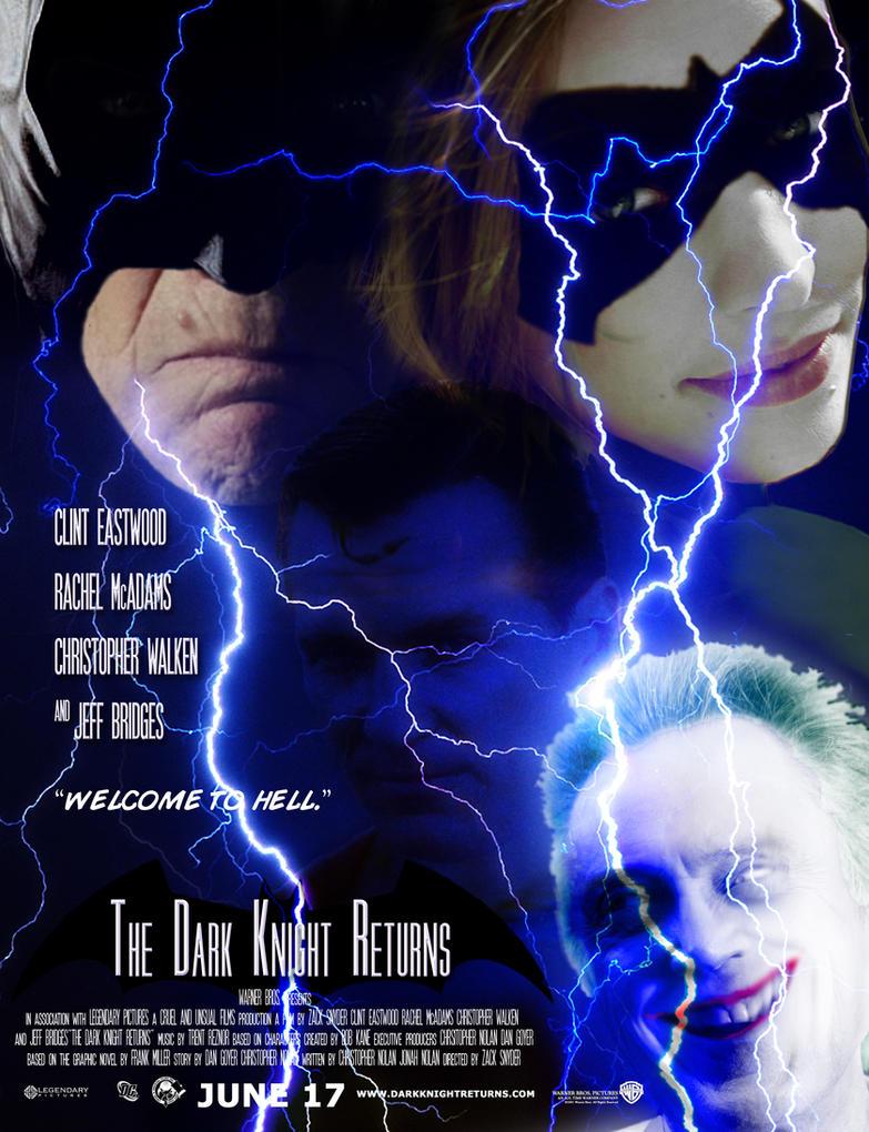 The Dark Knight Returns by SlackerProdigy