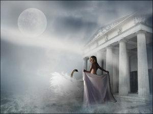 Leda and the Swan...