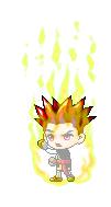 FIREBENDING :D by MrRandomer