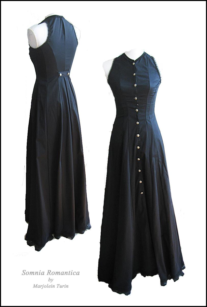 Dress Napoli, Somnia Romantica by Marjolein Turin by SomniaRomantica