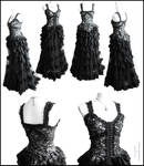Bridal dress Somnia Romantica by Marjolein Turin