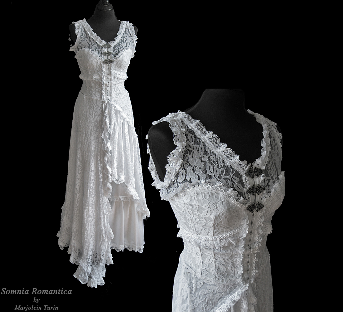Dress Sepiolite, Somnia Romantica by M Turin by SomniaRomantica