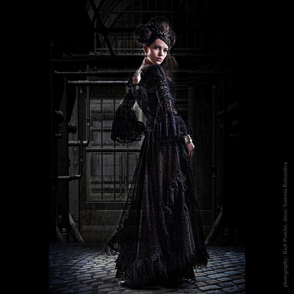 Dark Victorian Somnia Romantica By Marjolein Turin By