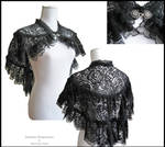Capelet Lace, Somnia Romantica by Marjolein Turin