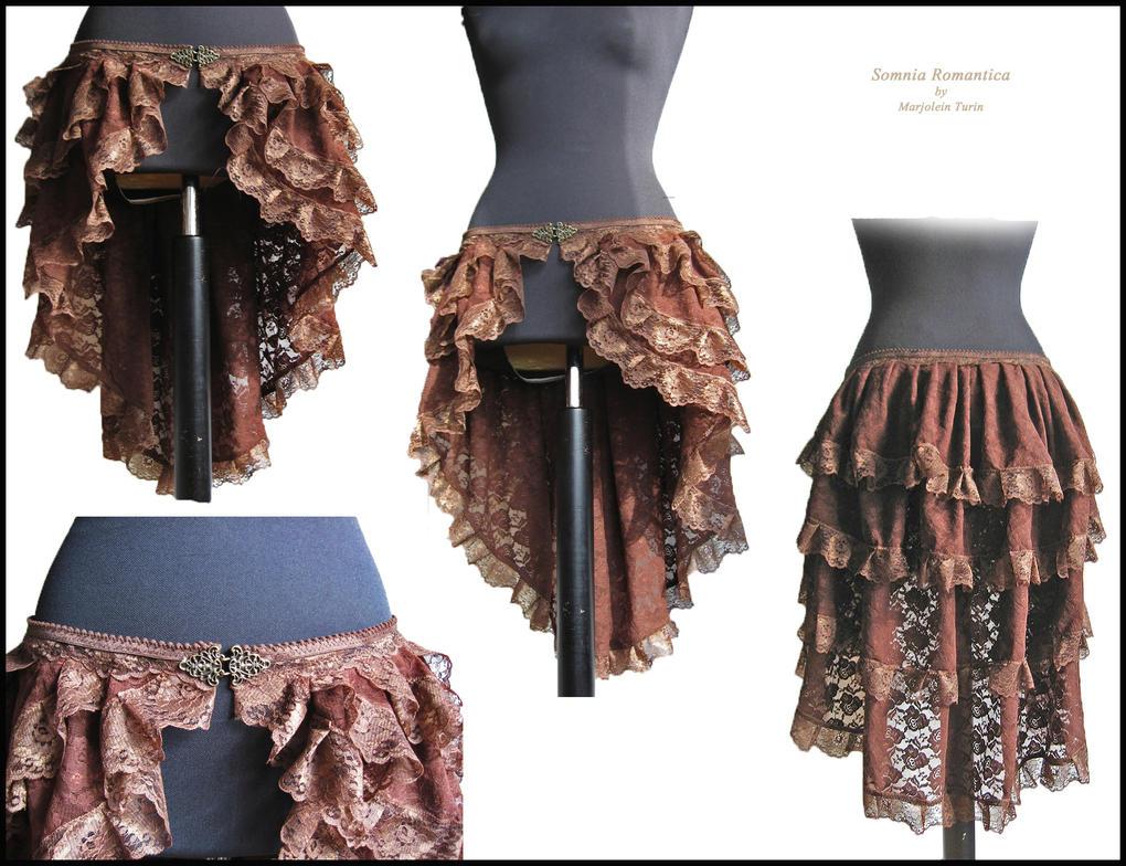 steampunk bustle skirt pattern wwwimgkidcom the