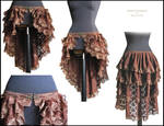 Steampunk bustle, Somnia Romantica by M. Turin