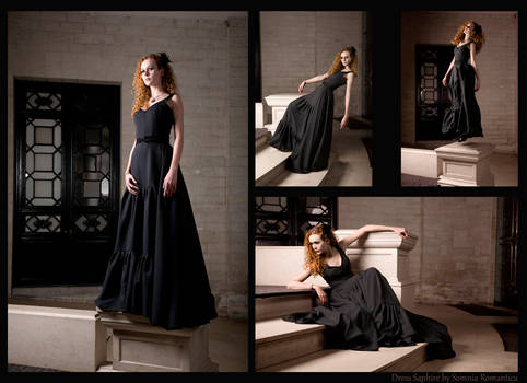 Dress Saphire, Somnia Romantica by Marjolein Turin