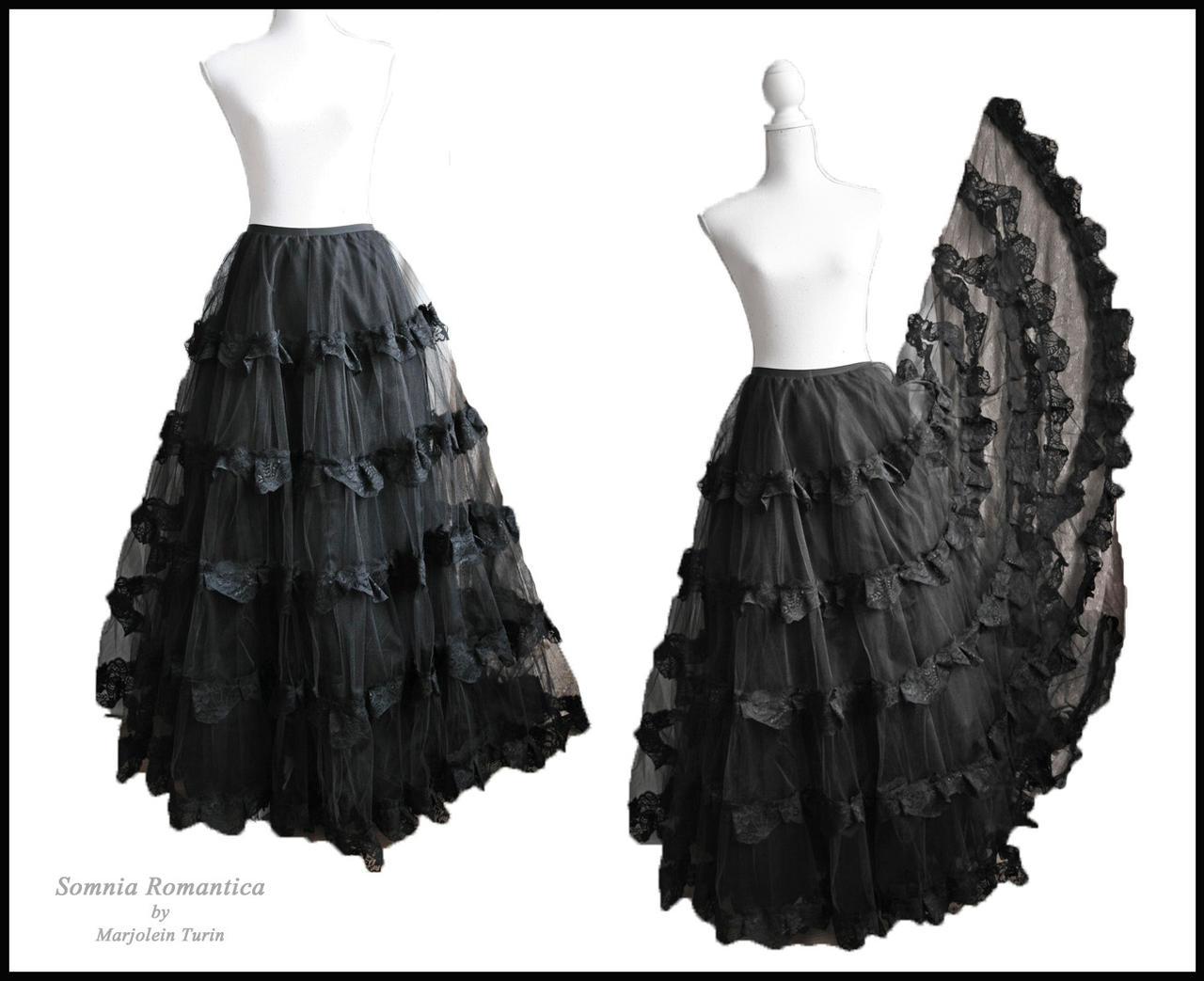 Petticoat 5, Somnia Romantica by Marjolein Turin by SomniaRomantica