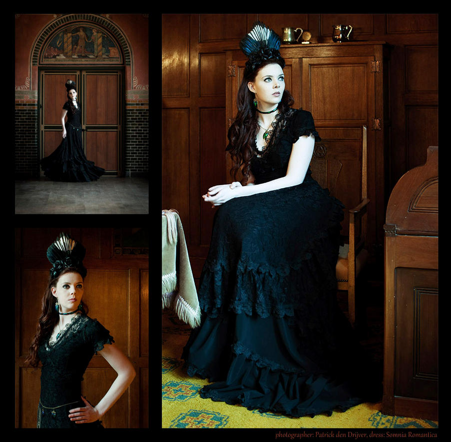 dress lace, Somnia Romantica by Marjolein Turin by SomniaRomantica