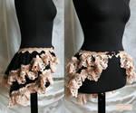 bustle skirt Segura 6 Somnia Romantica by M Turin