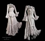 set white 2, Somnia Romantica by Marjolein Turin