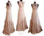 Dress Evora, Somnia Romantica by Marjolein Turin