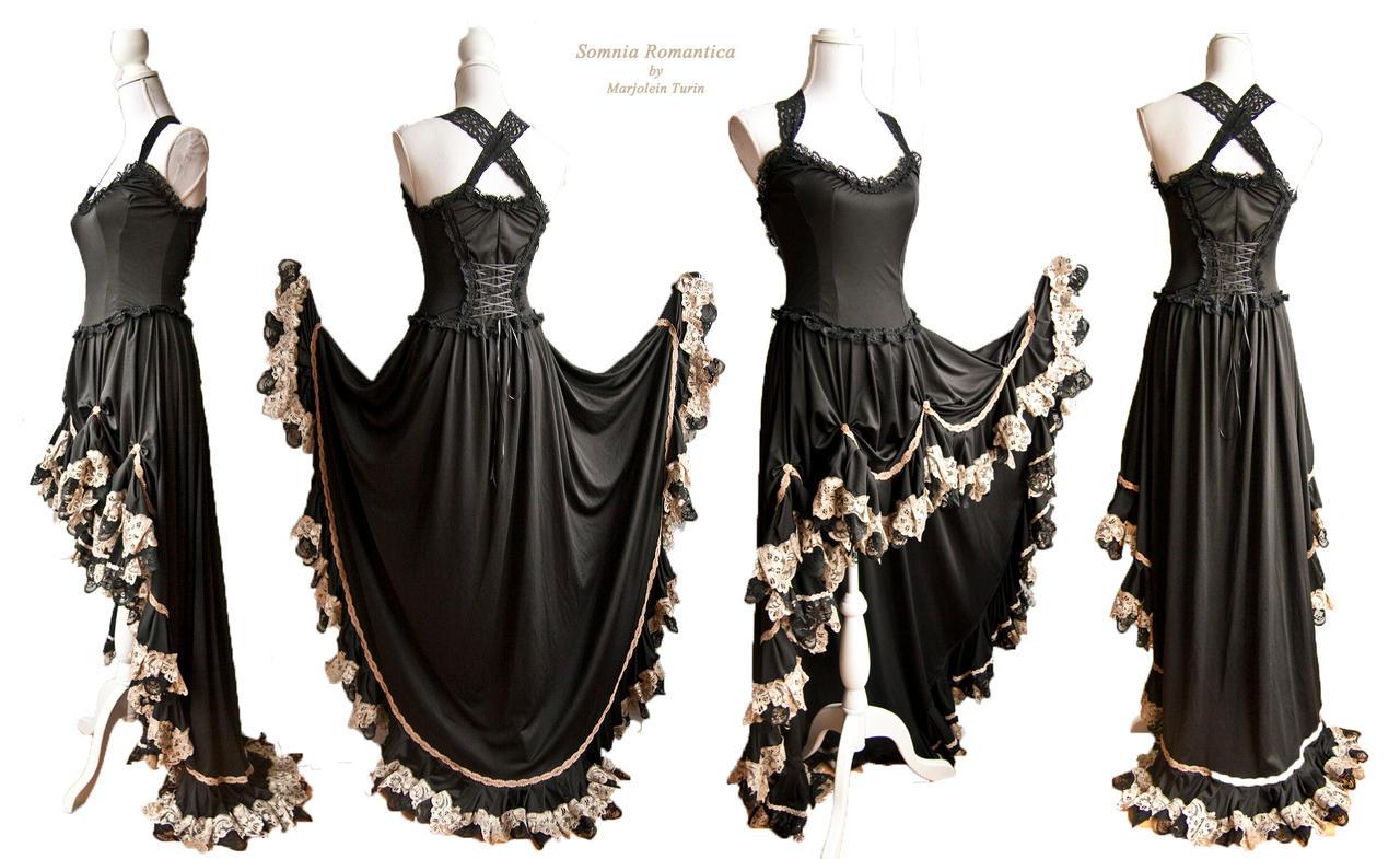Dress Vigonza, Somnia Romantica by Marjolein Turin by SomniaRomantica