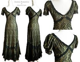 Korinthe dress, Somnia Romantica by M. Turin by SomniaRomantica
