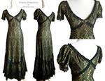 Korinthe dress, Somnia Romantica by M. Turin