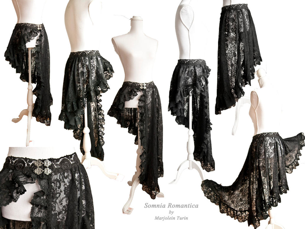 Skirt Murcia, Somnia Romantica by Marjolein Turin by SomniaRomantica