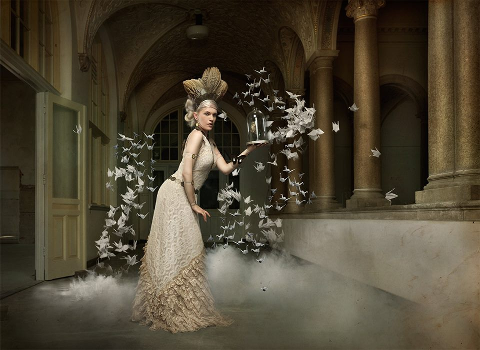 Dress Evora, Somnia Romantica by Marjolein Turin 2 by SomniaRomantica