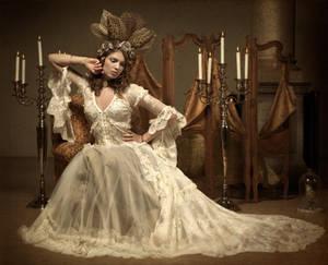 Bridal dress, Somnia Romantica by Marjolein Turin