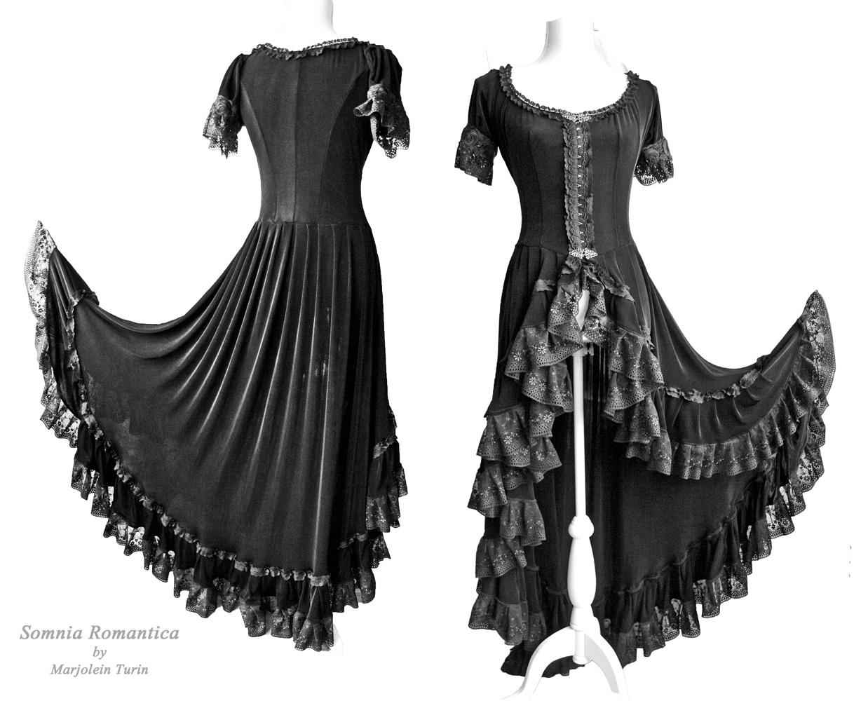 Dress Frances, Somnia Romantica by Marjolein Turin by SomniaRomantica