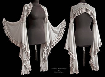 Angelic Shrug, Somnia Romantica by Marjolein Turin by SomniaRomantica