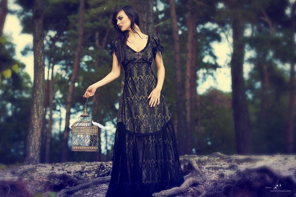 Dress Korinthe, Somnia Romantica by M. Turin by SomniaRomantica