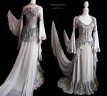 Angelic dress, Somnia Romantica by Marjolein Turin