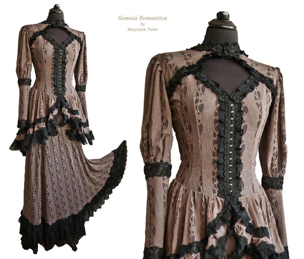 Dress Varna,Somnia Romantica by M Turin by SomniaRomantica