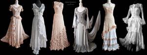 light dresses, Somnia Romantica by Marjolein Turin