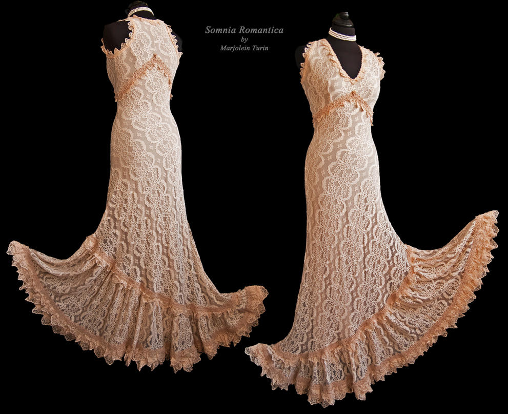 Dress Evora, Somnia Romantica by M.Turin by SomniaRomantica