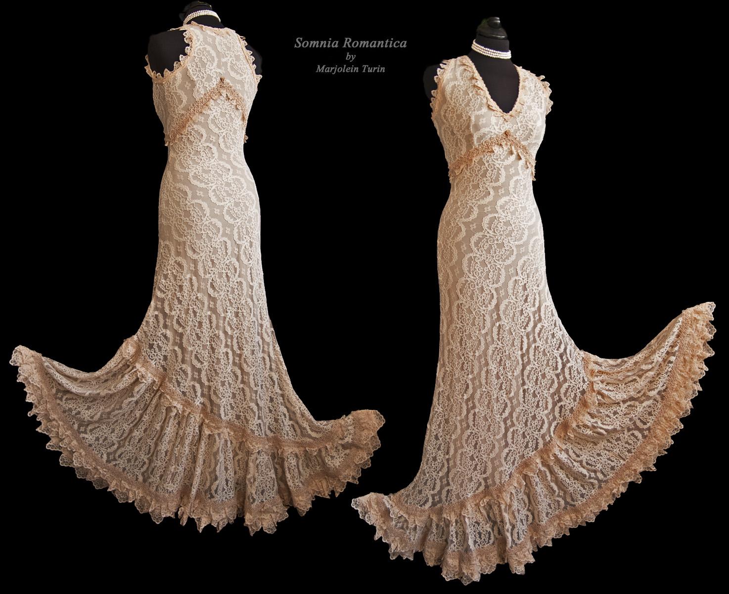 Dress Evora, Somnia Romantica by M.Turin by SomniaRomantica