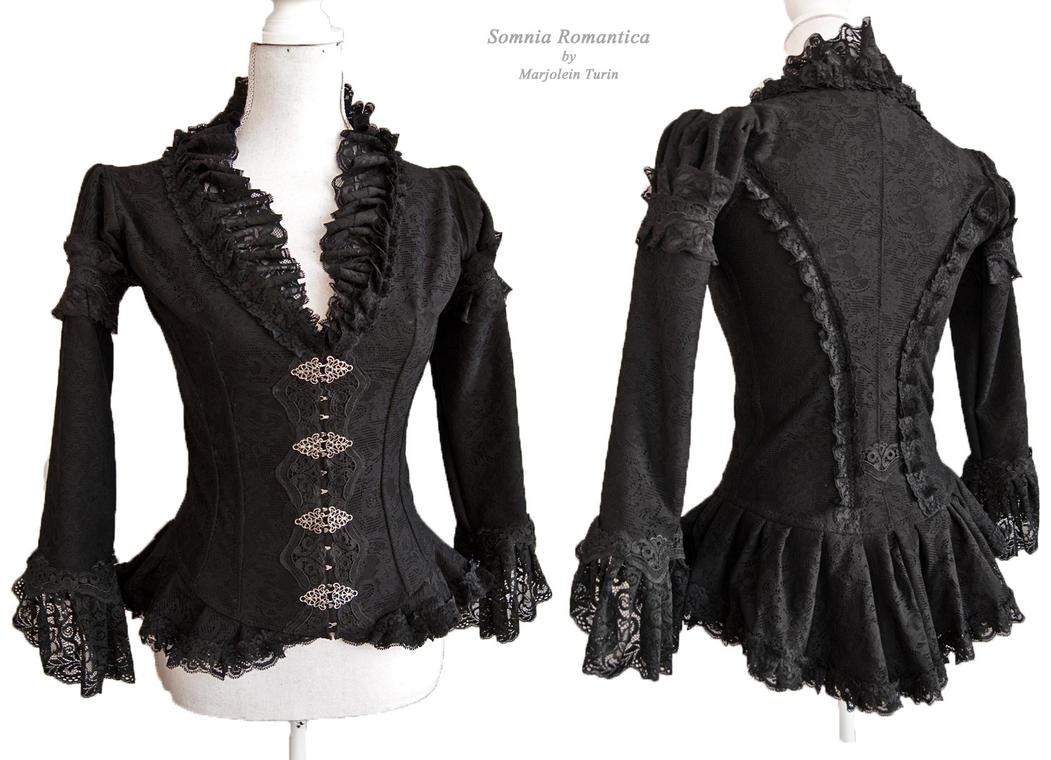 Papillon jacket, Somnia Romantica by M. Turin by SomniaRomantica