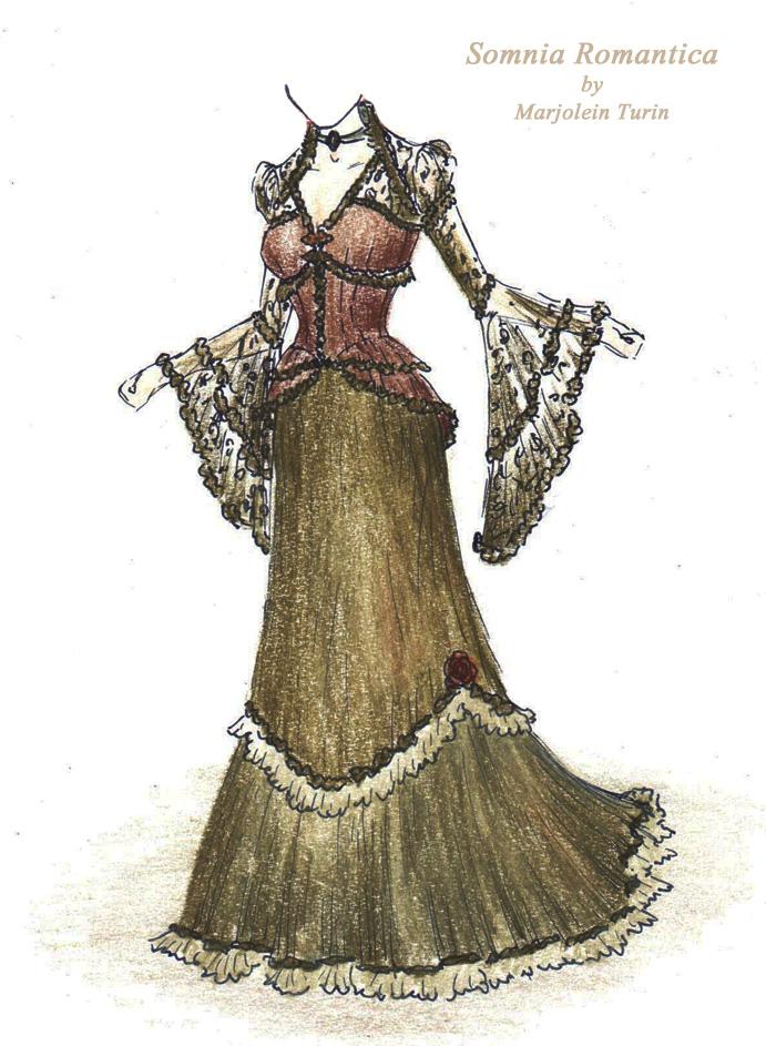 Steampunk mori design,by Somnia Romantica by SomniaRomantica