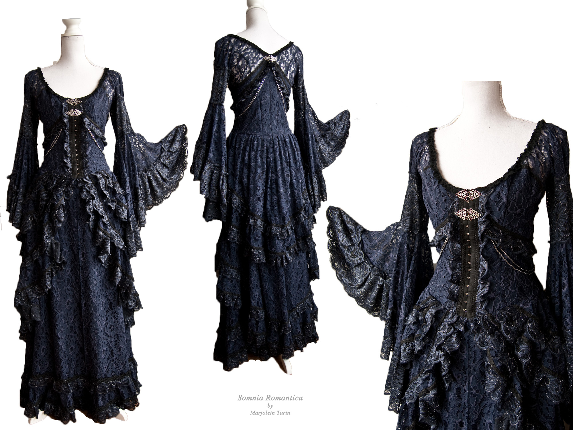 Dress Mariposa v, Somnia Romantica by M. Turin by SomniaRomantica