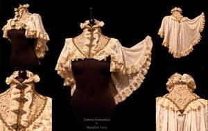 Shrug Baroque Victorian, by Somnia Romantica by SomniaRomantica