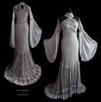 dress Idolon , by Somnia Romantica, M. Turin