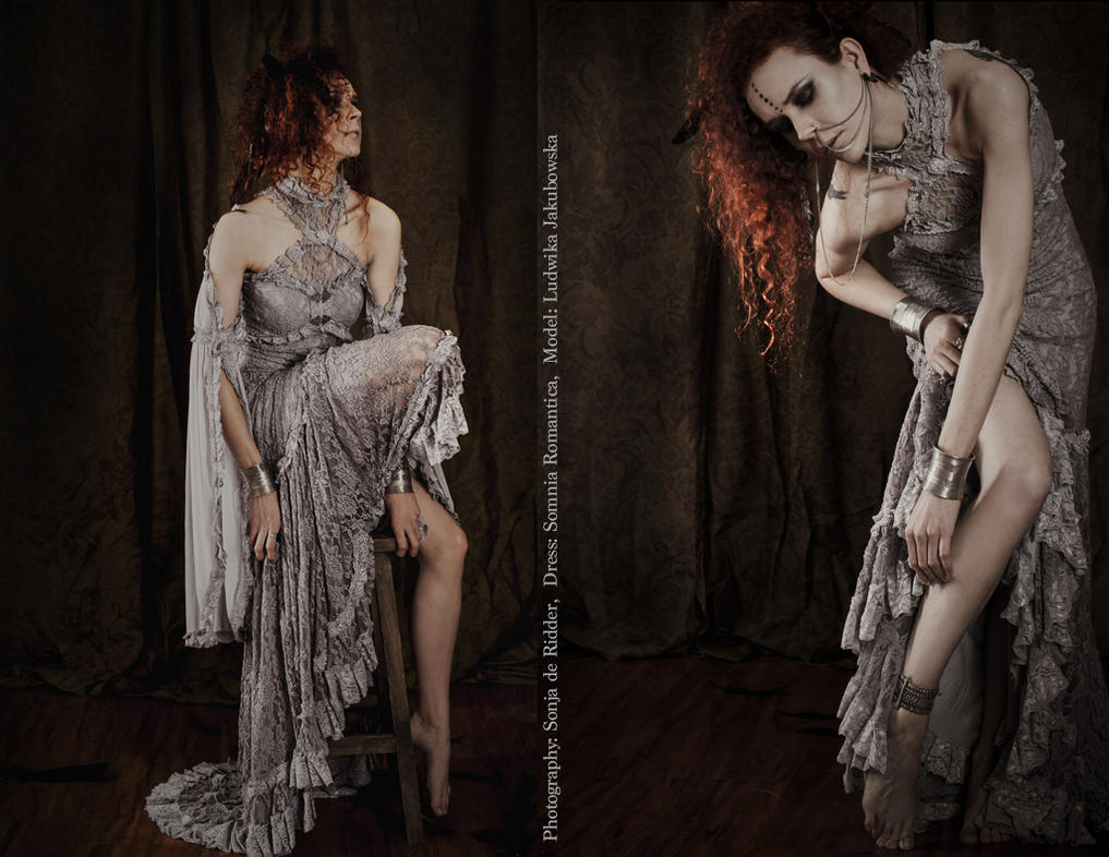 Dress Idolon, Somnia Romantica by M. Turin by SomniaRomantica